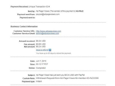 adpageviews payment proof 3