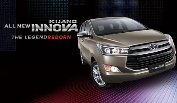 Jual All New Kijang Innova Cover Ban Serep Grand Avanza Spesifikasi Type Harga Toyota Trd