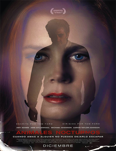 Ver Animales nocturnos (Nocturnal Animals) (2016) Online