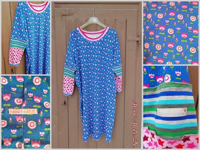 Nachthemd nähen - Sew a Nightgown