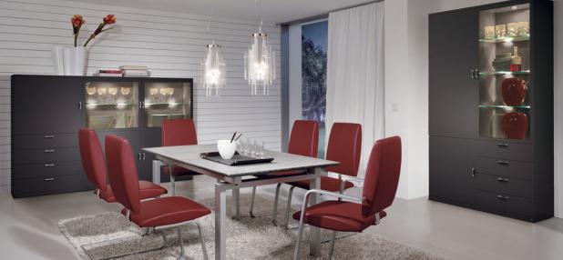 Ruang Makan Modern Dan Mewah Terbaru