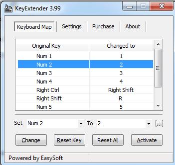 Cách đổi phím trong game Truy Kích