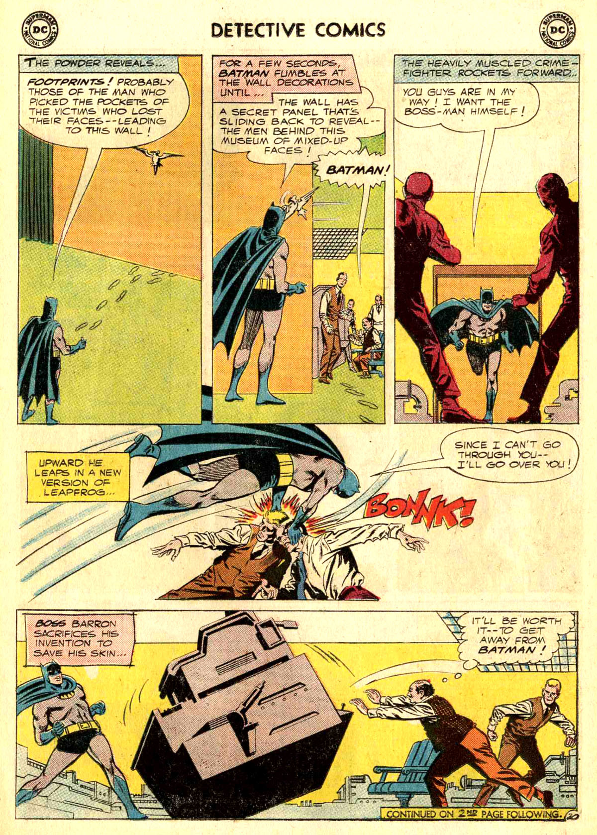 Detective Comics (1937) 331 Page 21