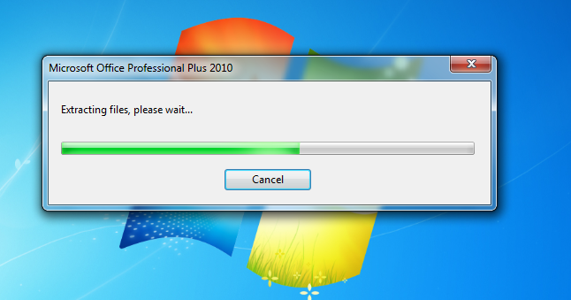 microsoft office professional plus 2010 installer