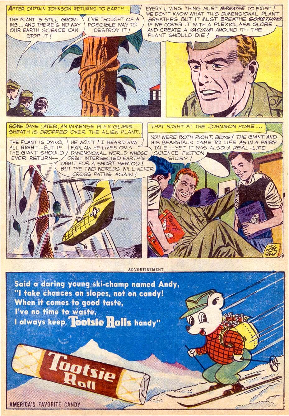 Strange Adventures (1950) issue 101 - Page 11