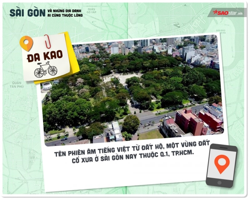 Lý giải thú vị về tên gọi Sài Gòn và những địa danh quen thuộc ai cũng biết nhưng ít khi rõ nghĩa - Ảnh 8
