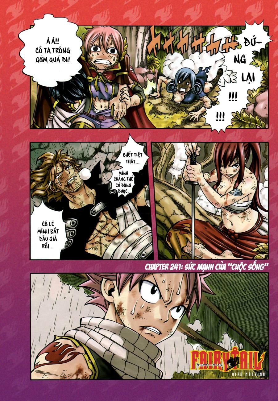 Fairy Tail chap 241 trang 1