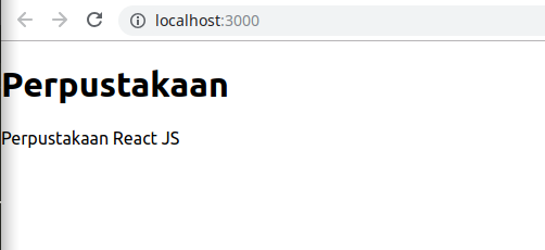 Tutorial React JS Bahasa Indonesia
