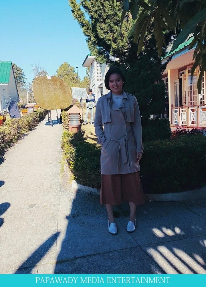 Aye Myat Thu Travel To Kalaw in Shan State