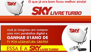 0c52d8c1ff4c6 SKY LIVRE TURBO  96 canais sem mensalidade - Televendas  (74) 9927 ...