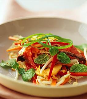 Sayur-sayuran mengurangkan stres
