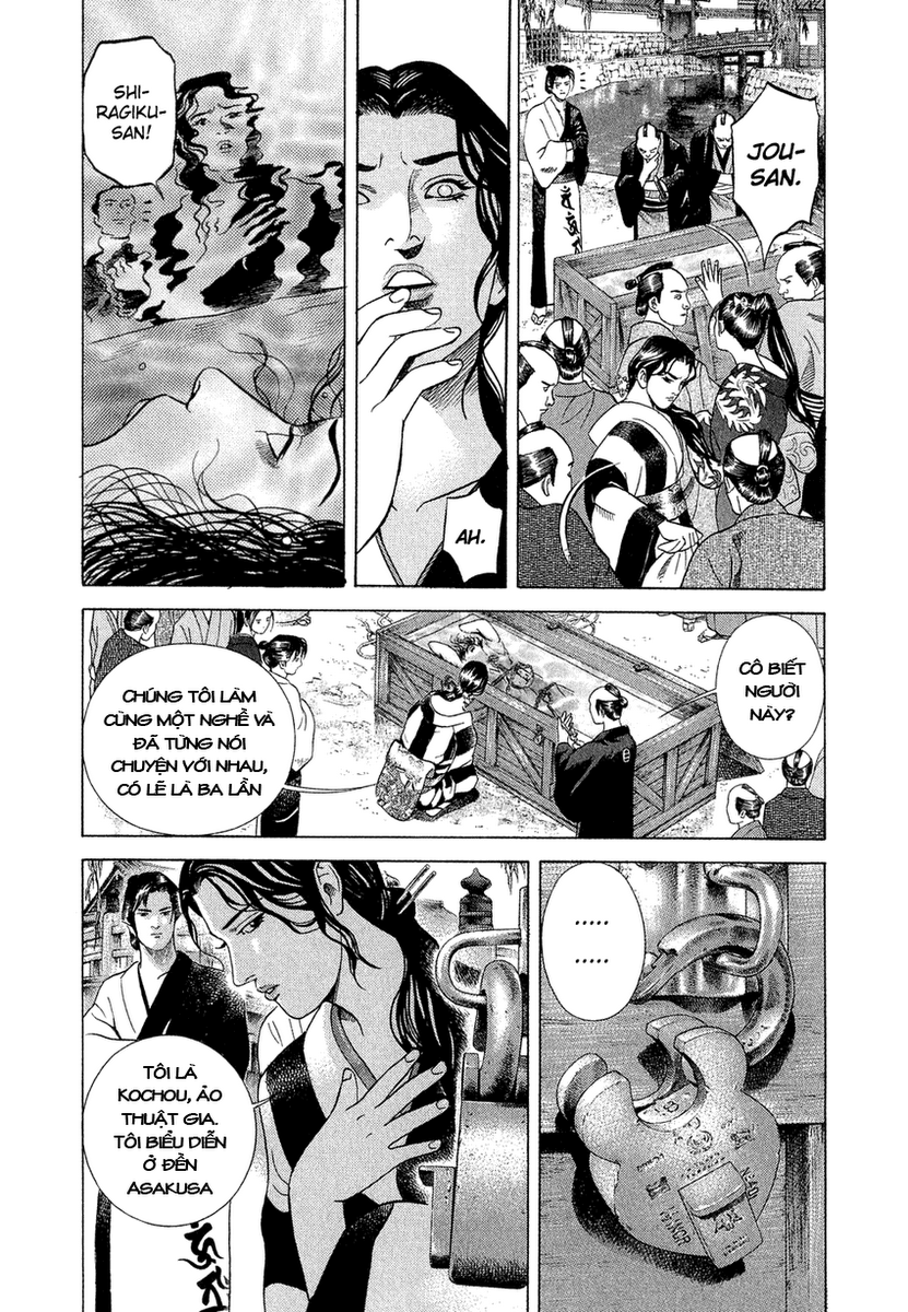 Yamikagishi chap 5 trang 17