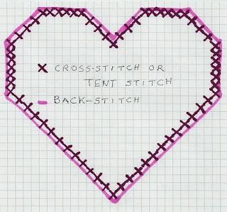 downloadable heart pattern