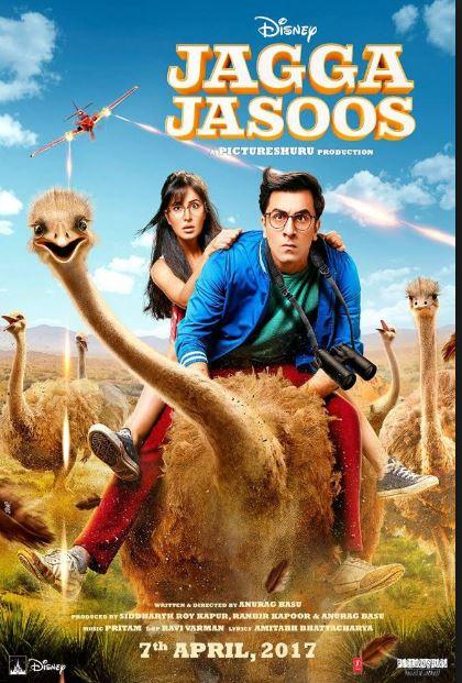 Jagga Jasoos Movie Download