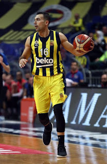 Kostas Sloukas - Fenerbahçe - At avrat Yunan guard