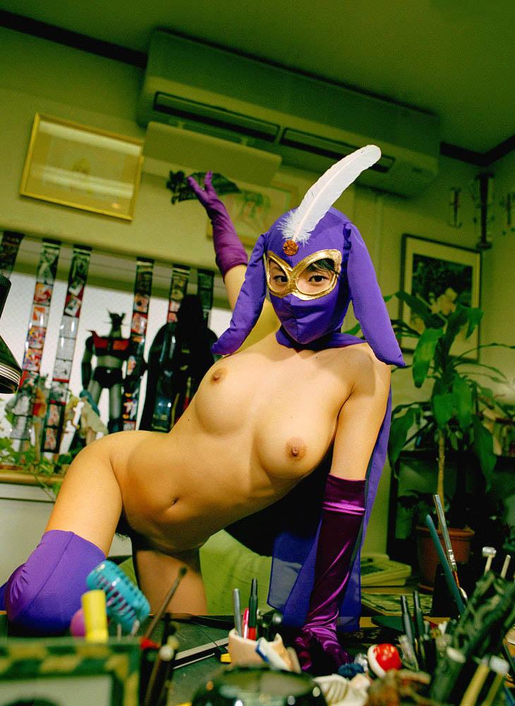sora aoi sexy cosplay