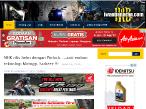 Rahasia Sukses Blog IwanBanaran