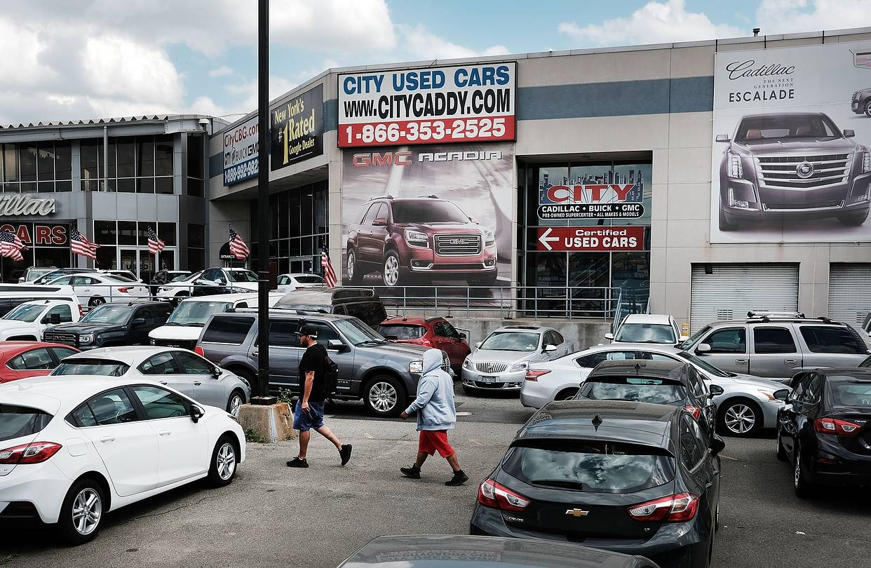 Used Cars Dealers >> Global Financial Digest Leading World Car Makers Battle