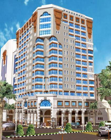 مشروع فندق كامل