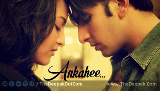 Ankahee Guitar Tabs Leads, Hindi song from the movie Lootera
