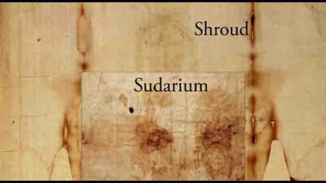 The Sudarium of Oviedo and the Shroud of Turin.