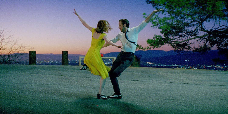 La La Land - película de Damien Chazelle - Ryan Gosling y Emma Stone