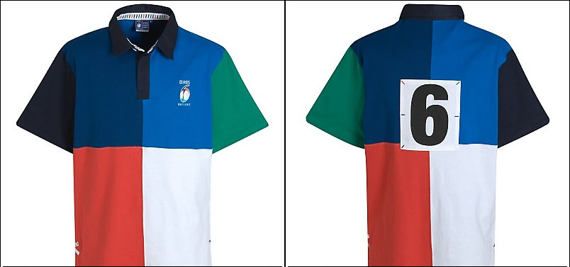 6fc01f708c1 Rugby World Cup 2011. RM 250. Canterbury Rugby World Cup 2011 Harlequin  Rugby Jersey