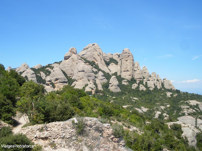 Parc natural de la Muntanya de Montserrat, Catalunya