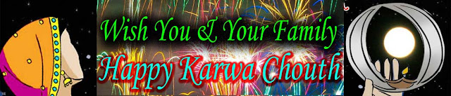 Happy Karwa Chouth 2018