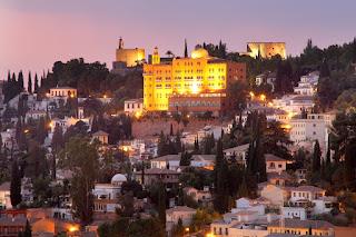 AlhambraPalace Granada CiudadDelAmor