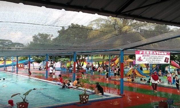 kolam renang terdekat dari kost