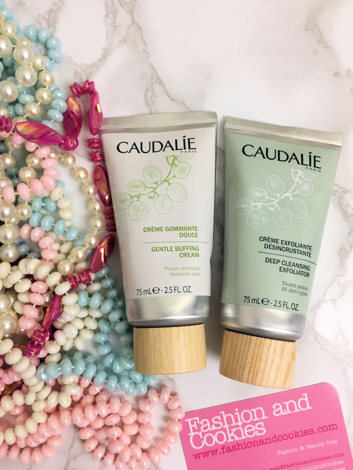 Caudalie Gommage douce e exfoliante su Fashion and Cookies beauty blog, beauty blogger