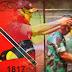 Imam Sopingi Juarai Lomba Menembak di Kodam Pattimura