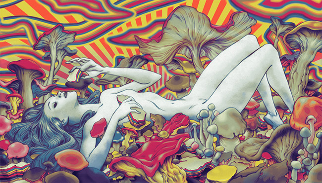 James Jean art - www.jamesjean.com
