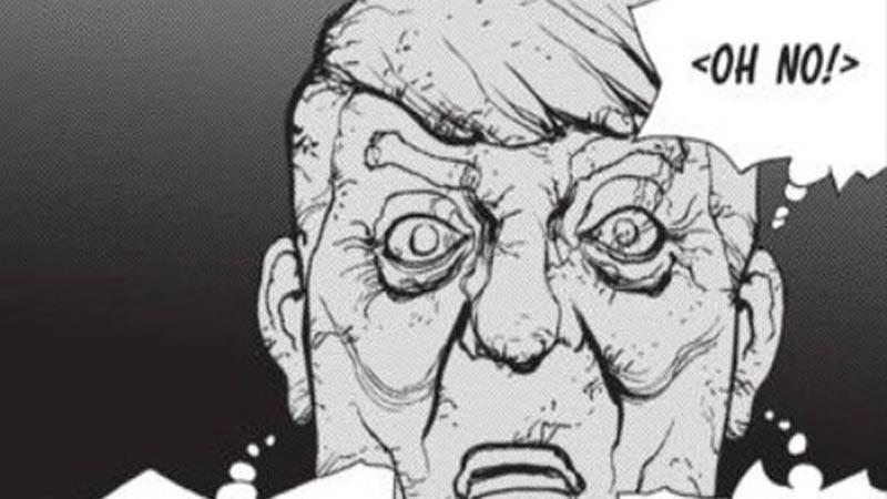 presiden amerika anime manga dr stone