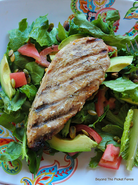 marinade, grilled chicken, gluten free marinade, easy, http://bec4-beyondthepicketfence.blogspot.com/2016/03/foodie-friday-easy-delicious-gluten.html