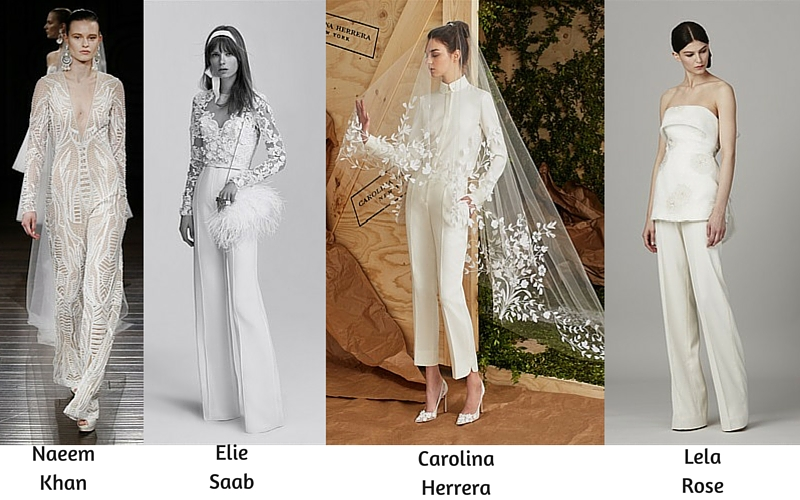 Connu Abiti da sposa - Le tendenze moda sposa 2017 FK63