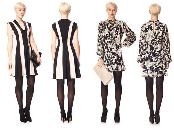 vestidos de french connection otono invierno 2012 2013
