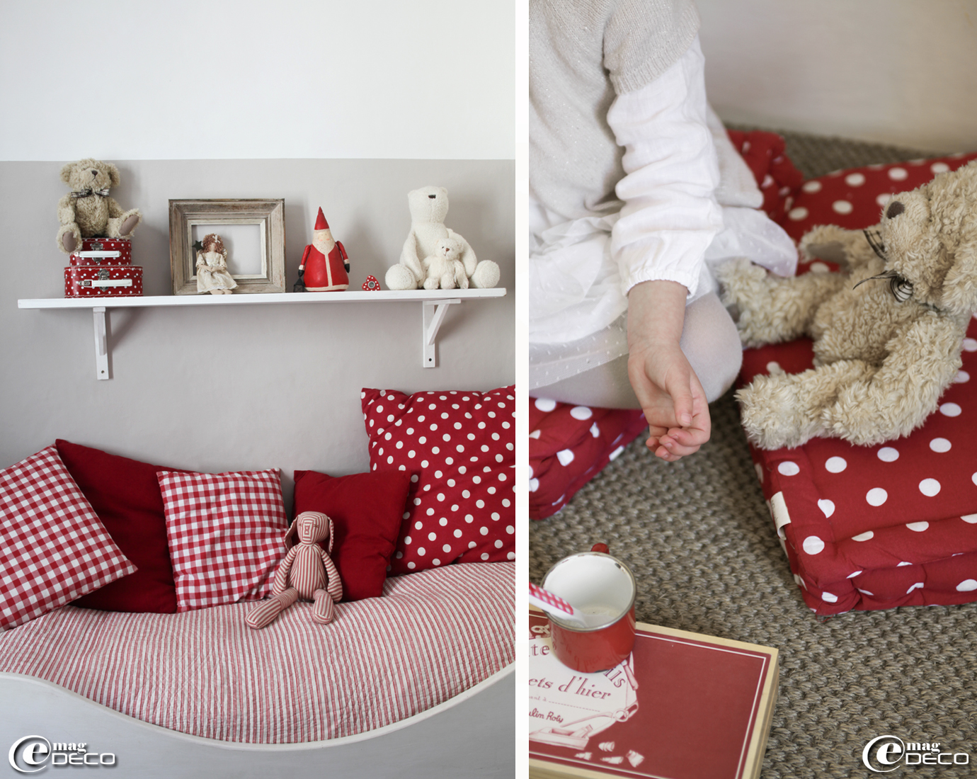 un cocon familial simple et pur e magdeco magazine. Black Bedroom Furniture Sets. Home Design Ideas