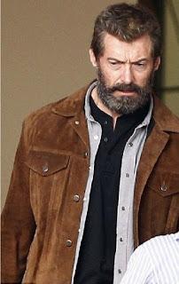 Gambar Jaket Kulit Logan Terbaru bahan Suede