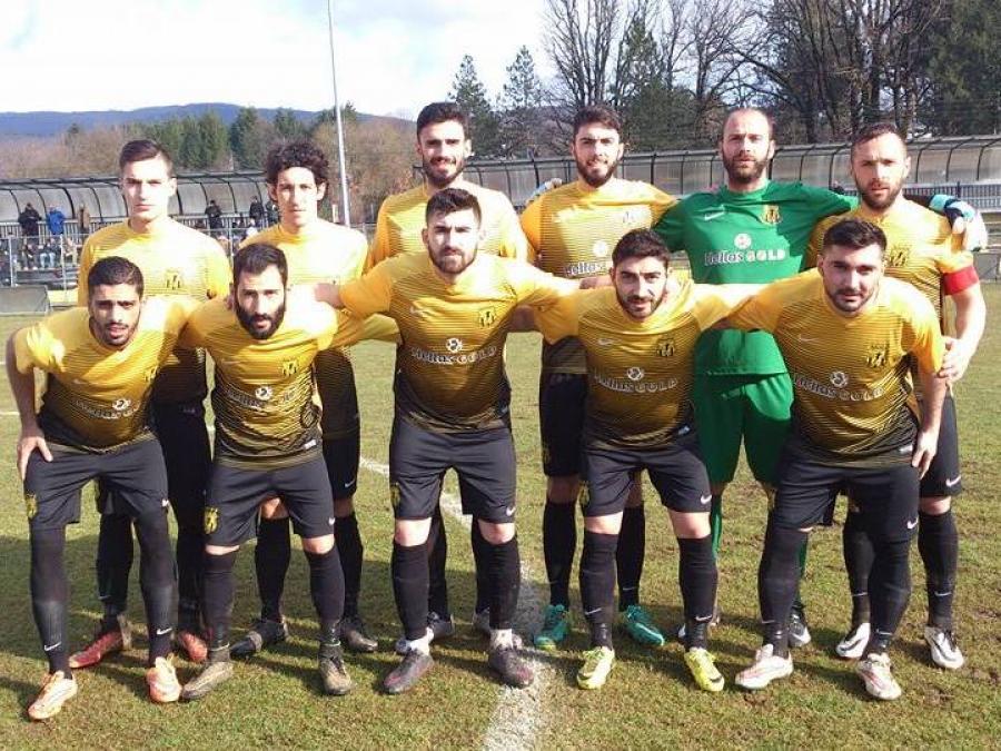 Στον τελικό του κυπέλλου Χαλκιδικής για 6η φορά στην ιστορία του ο Άρης Παλαιοχωρίου.