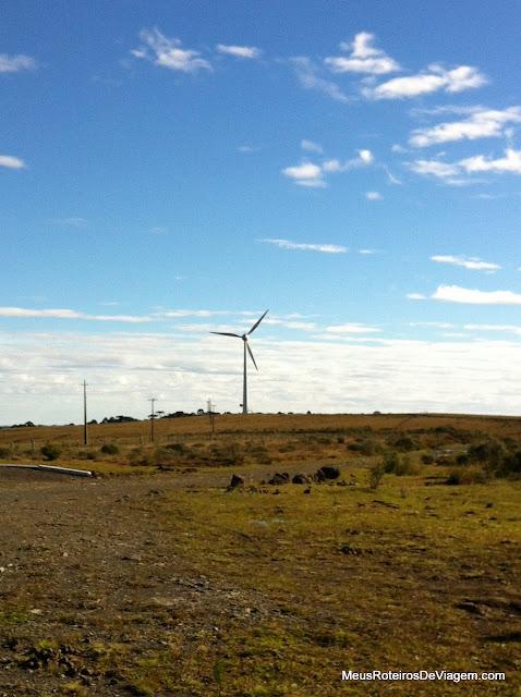 Torre de Energia Eeólica - Serra do Rio do Rastro