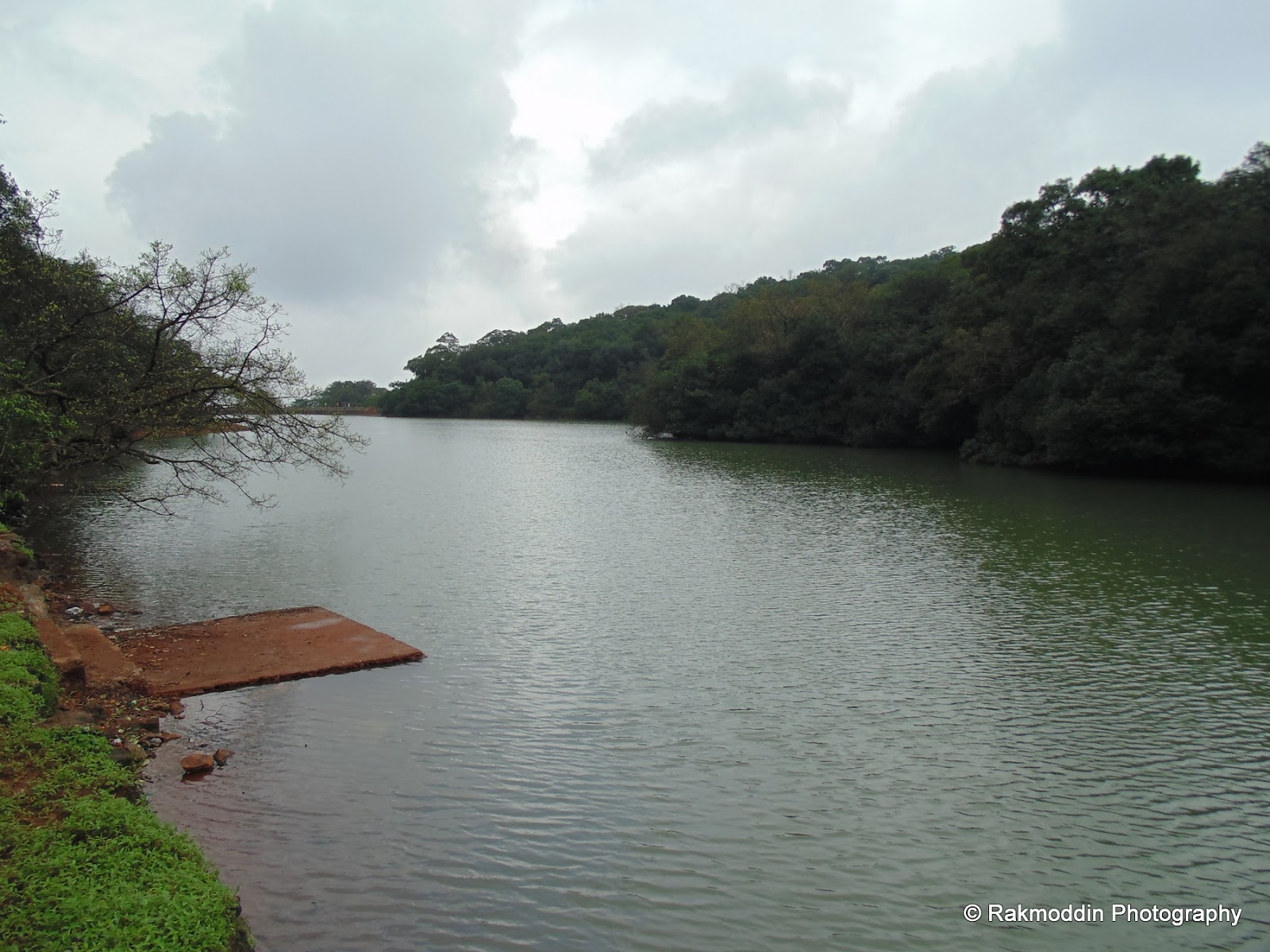 Charlotte lake in Matheran hill station
