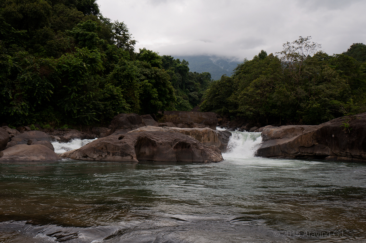Aripara Falls, Kerala