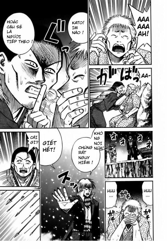 Higanjima chapter 87 trang 15