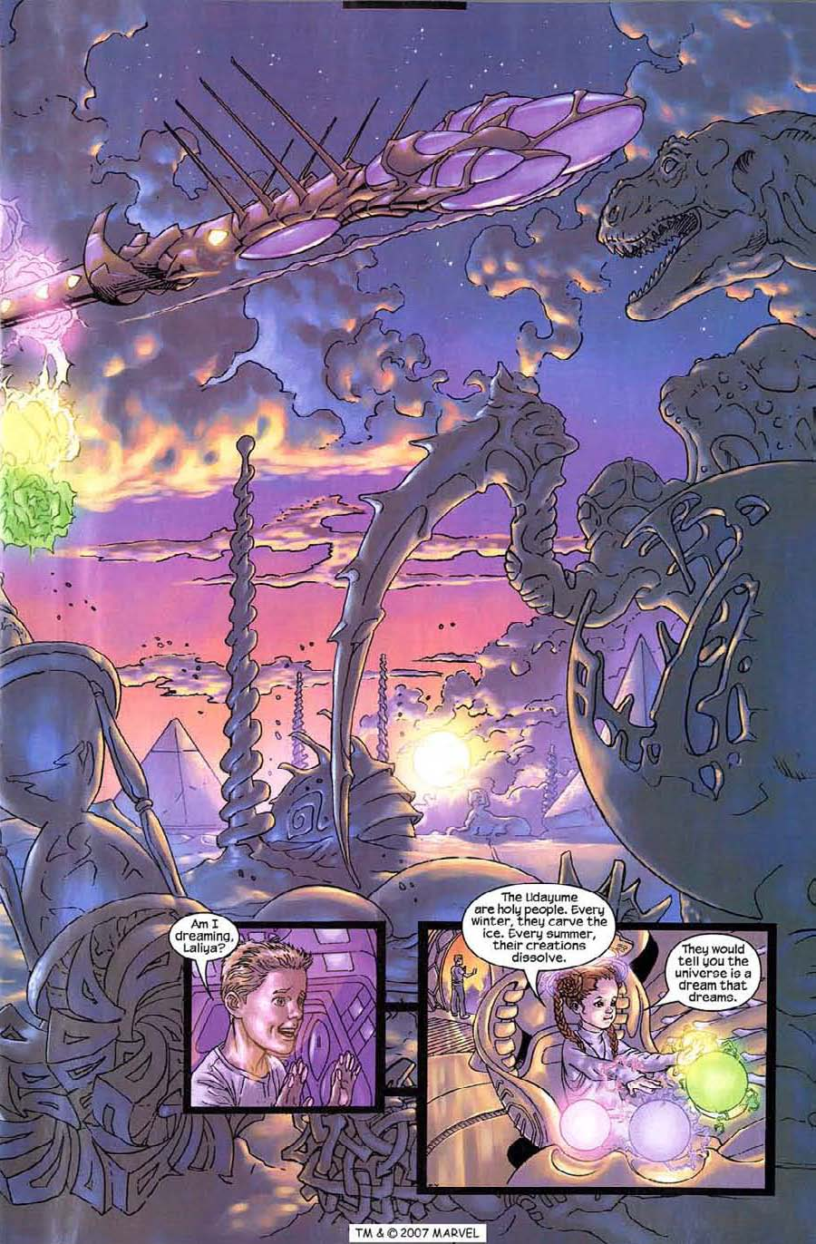 Read online Silver Surfer (2003) comic -  Issue #9 - 5