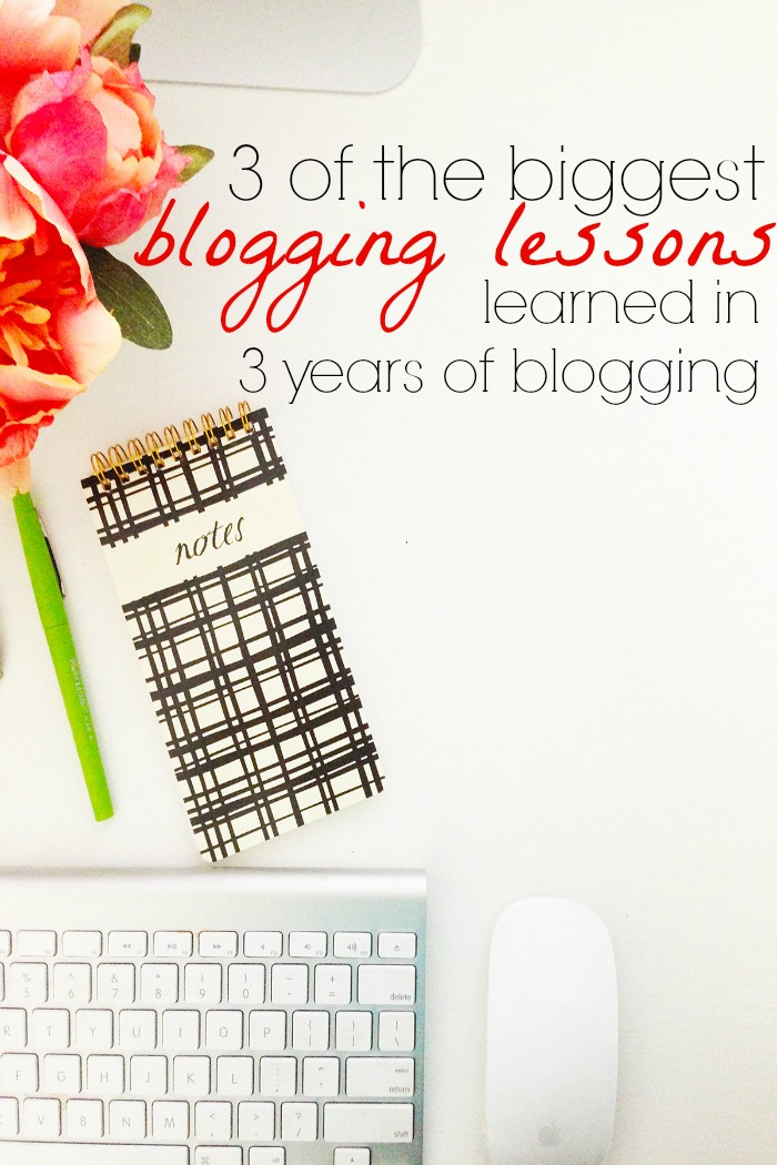 Don't make these mistakes! One blogger tells all