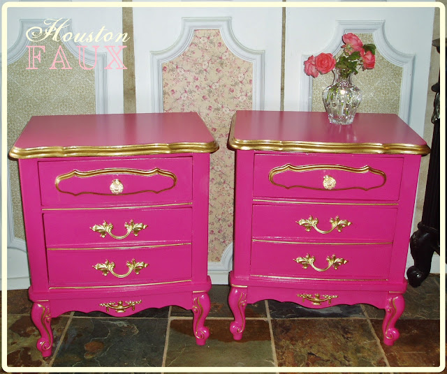 Faux Painting Furniture Victoria S Secret Quot Inspired