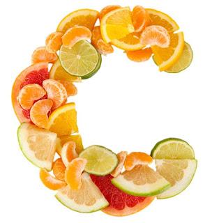 Sumber/Fungsi Vitamin C - Daftar Vitamin