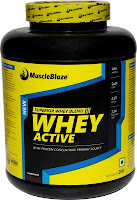 MuscleBlaze Active Whey Protein